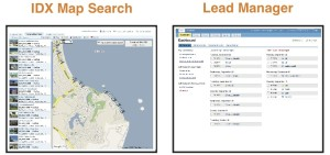 Map - Lead Manager