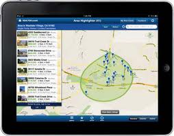 Realtor.com iPad app