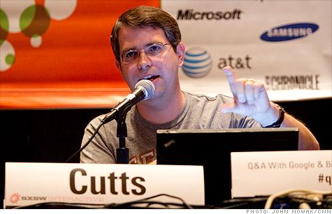 Matt Cutts speaking at SXSW