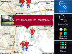 Smarter Agent Map Search